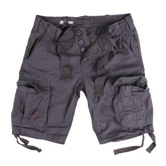 Muške kratke hlače SURPLUS - AIRBORNE Vint. - ANTHRAZIT, SURPLUS