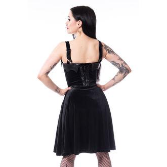 Ženska haljina HEARTLESS - CONSPIRE - BLACK, HEARTLESS