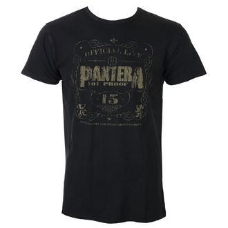 Muška metal majica Pantera - 101% Proof Vintage - ROCK OFF, ROCK OFF, Pantera