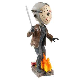 Lutka s pokretnom glavom Friday the 13th - Head Knocker Bobble-Head Jason