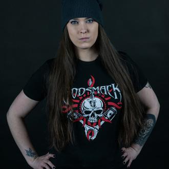 Muška metal majica Godsmack - Chrome Pistons - ROCK OFF, ROCK OFF, Godsmack