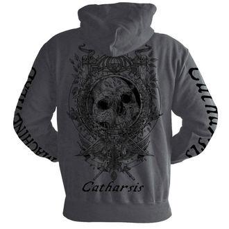 Muška majica s kapuljačom Machine Head - Clock GREY - NUCLEAR BLAST, NUCLEAR BLAST, Machine Head