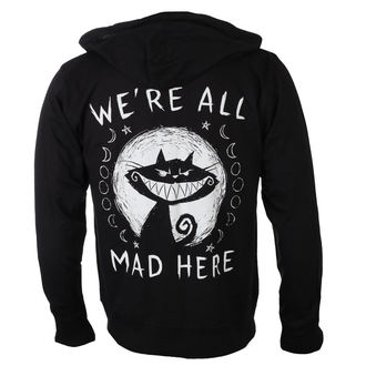 Dukserica unisex - We're All Mad Here - Akumu Ink, Akumu Ink