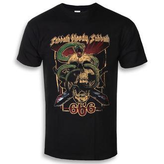 Muška metal majica Black Sabbath - Bloody Sabbath 666 - ROCK OFF, ROCK OFF, Black Sabbath