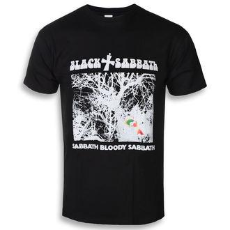 Muška metal majica Black Sabbath - Black - ROCK OFF, ROCK OFF, Black Sabbath