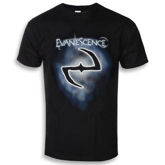 Muška metal majica Evanescence - Classic Logo - ROCK OFF, ROCK OFF, Evanescence