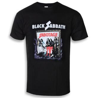 Muška metal majica Black Sabbath - Sabotage - ROCK OFF, ROCK OFF, Black Sabbath