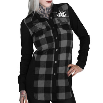 Ženska košulja HYRAW - GRISE, HYRAW