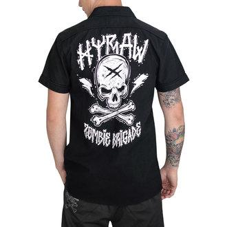 Muška košulja HYRAW - ZOMBIE BRIGADE, HYRAW