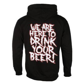 mikina pánská ALESTORM - WE ARE HERE TO DRINK YOUR BEER! - PLASTIC HEAD, PLASTIC HEAD, Alestorm