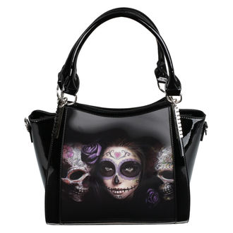Torba ANNE STOKES - Day Of The Dead - Black, ANNE STOKES