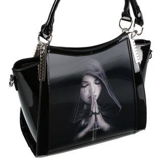 Torba ANNE STOKES - Gothic Prayer - Black, ANNE STOKES