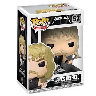 Figurica Metallica - James Hetfield - POP!, POP, Metallica