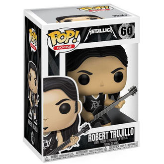 Figurica Metallica - Robert Trujillo - POP!, POP, Metallica