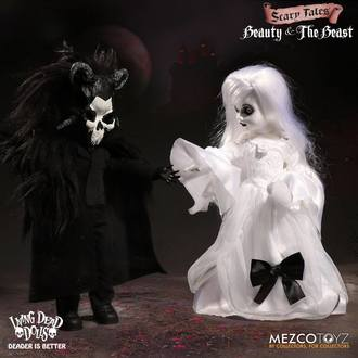 Lutka - Living Dead Dolls - Scary Tales Beauty and the Beast, LIVING DEAD DOLLS