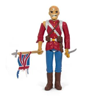 Figura Iron Maiden -  The Trooper (Soldier Eddie), NNM, Iron Maiden