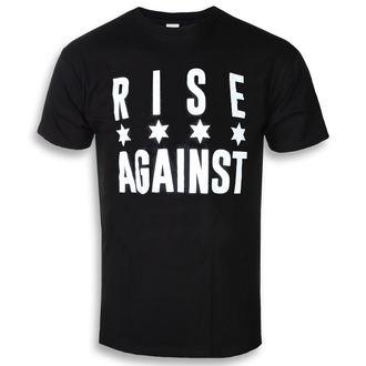 Muška metal majica Rise Against - Chicago Flag White - KINGS ROAD, KINGS ROAD, Rise Against