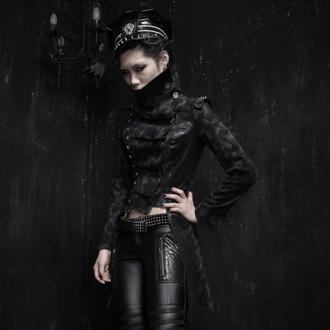 Ženski kaput PUNK RAVE - Apocalypse, PUNK RAVE