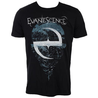 Majica metal muška Evanescence - SPACE MAP - PLASTIC HEAD, PLASTIC HEAD, Evanescence