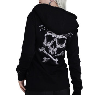 Majica s kapuljačom ženska - BACK2BLACK - HYRAW, HYRAW