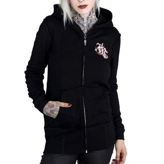 Ženska majica s kapuljačom - FUCKING HOSTILE - HYRAW, HYRAW