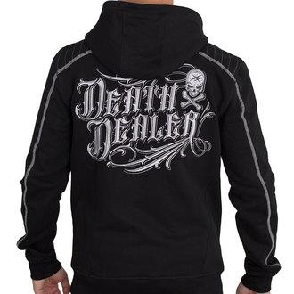 Muška majica s kapuljačom - DEATH DEALER GRIS - HYRAW, HYRAW