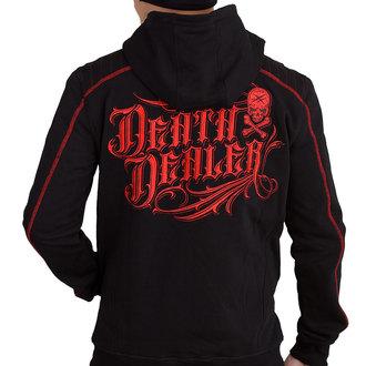 Muška majica s kapuljačom - DEATH DEALER ROUGE - HYRAW, HYRAW