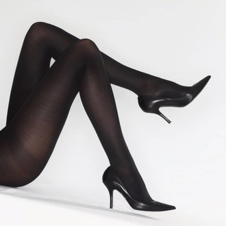 Najlonke LEGWEAR - 70 denier opaque - crno, LEGWEAR