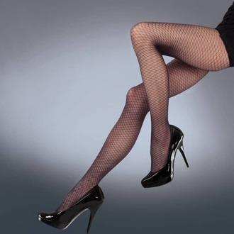 Najlonke LEGWEAR - avant garde - crno, LEGWEAR