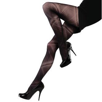 Najlonke LEGWEAR - Criss cross - Black, LEGWEAR
